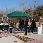 春の合同供養祭が3月16日(土)にあります。